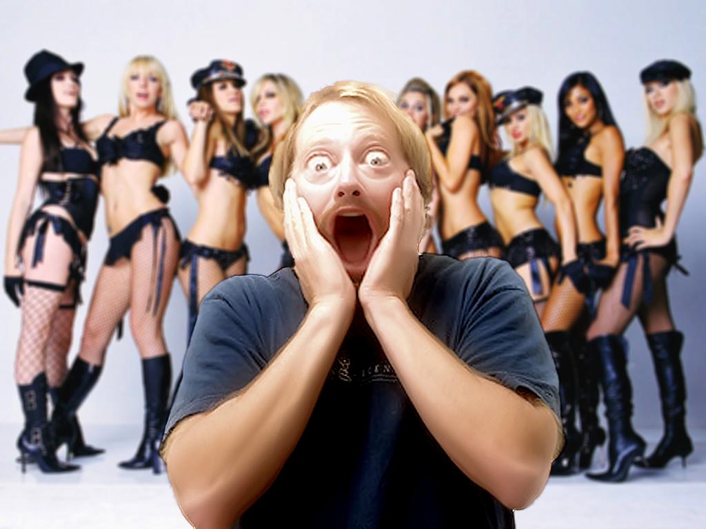 Phobia of beautiful women