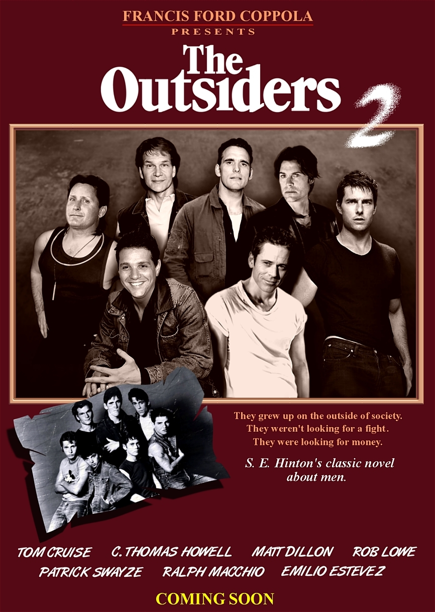 the sequel to the outsiders