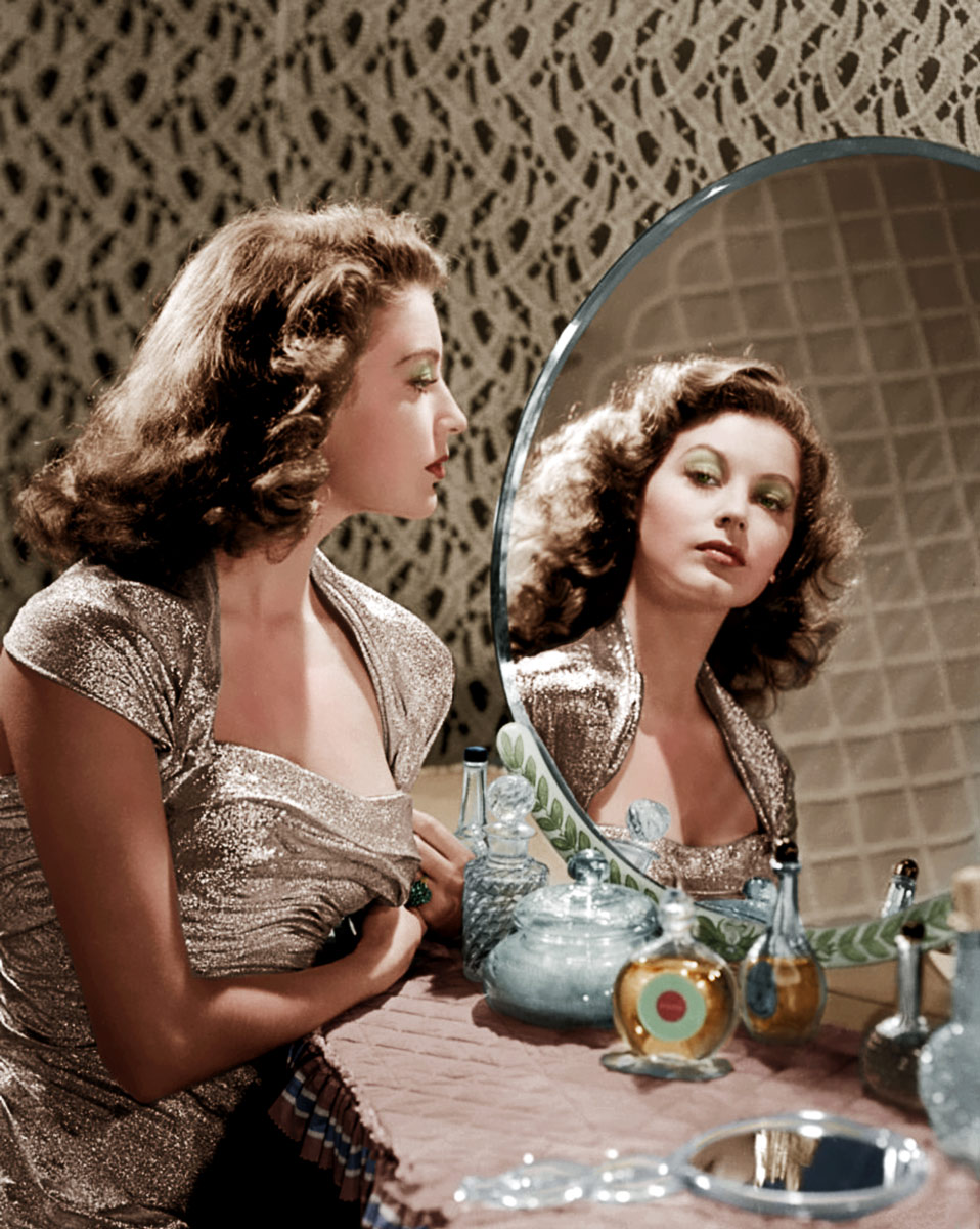 Photoshop Submission for \'H8H: Pleasantville - Ava Gardner\' Contest ...