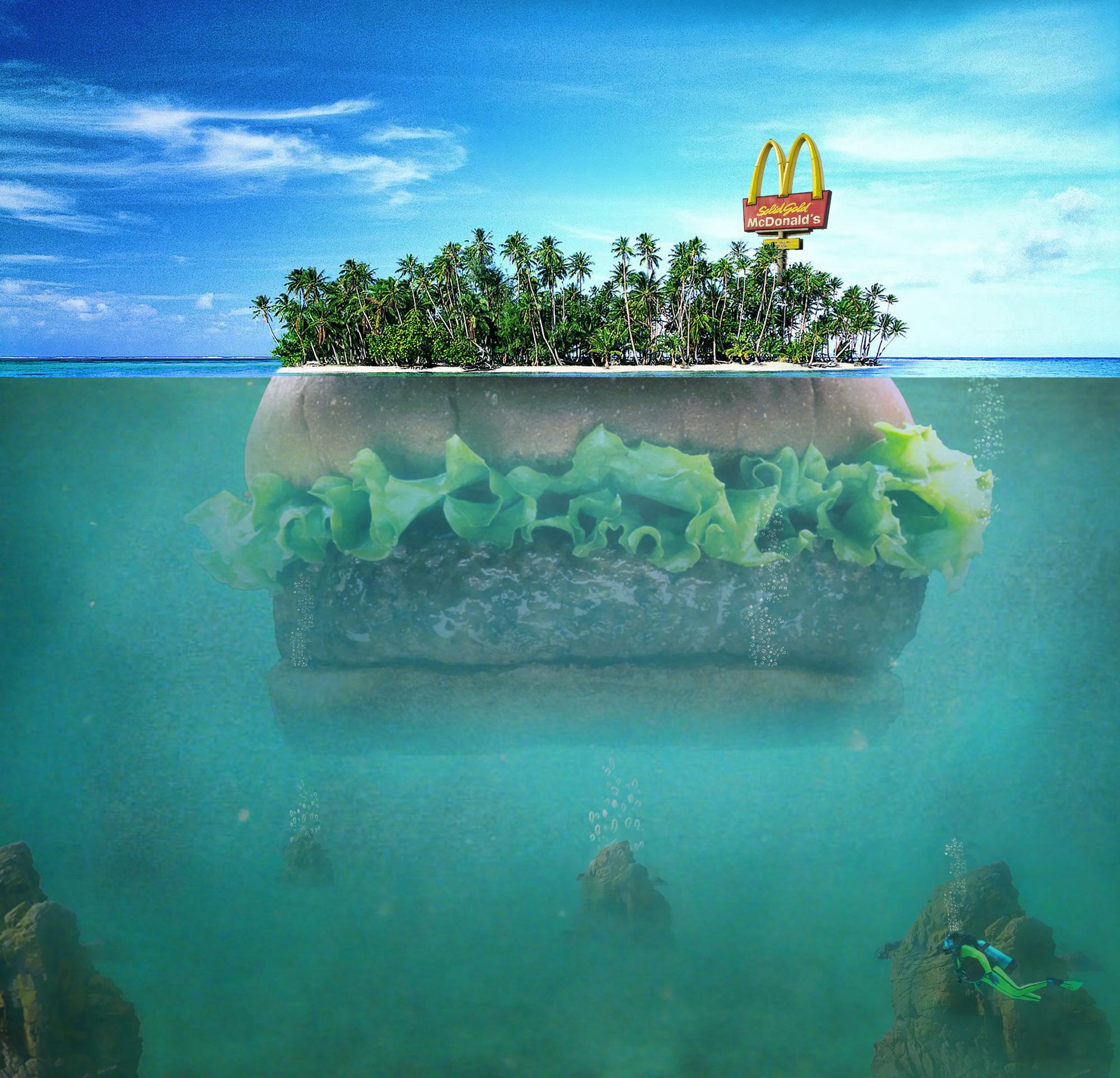 Mcdonalds island