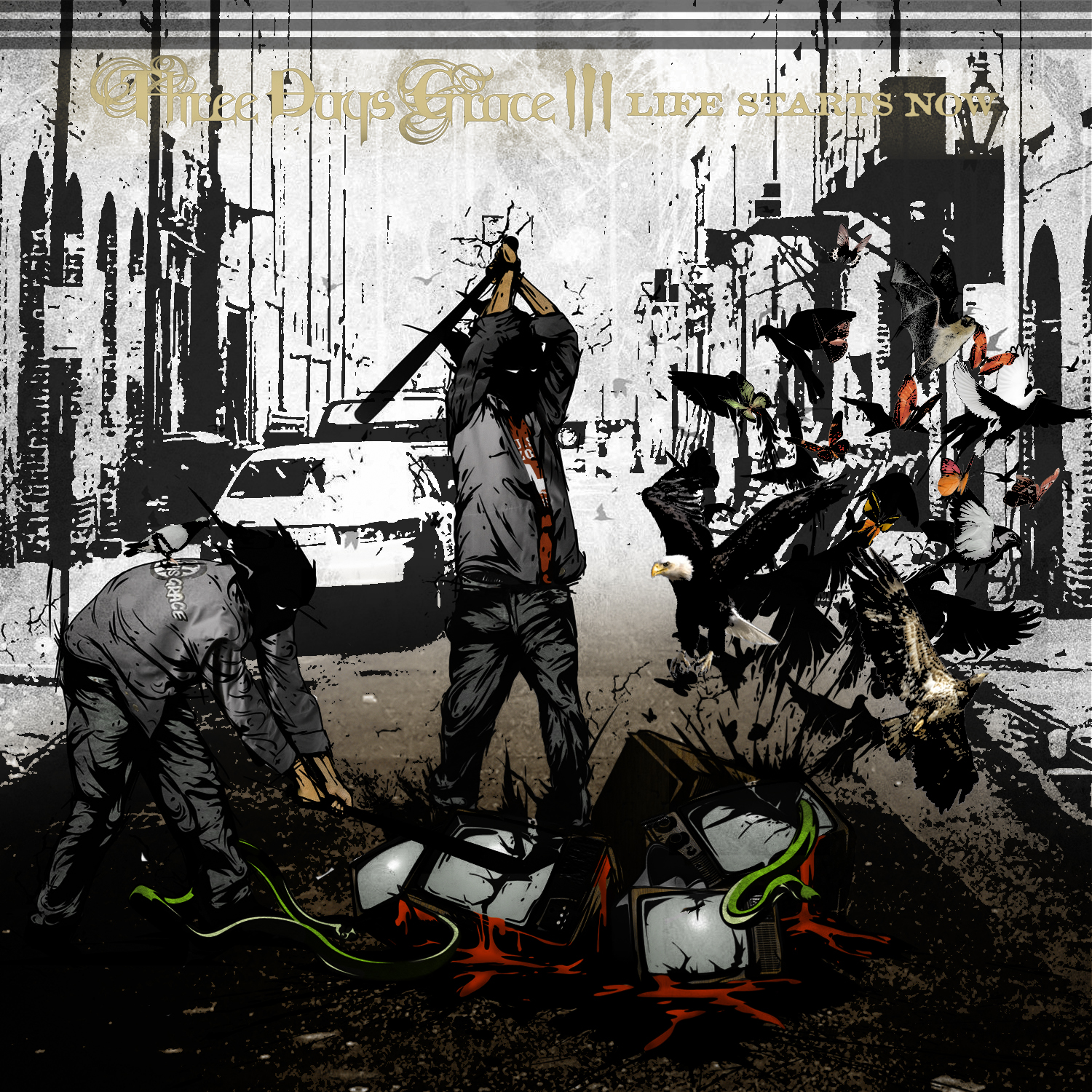 photoshop submission for 39 three days grace album cover mash up 39 contest design 8917433. Black Bedroom Furniture Sets. Home Design Ideas