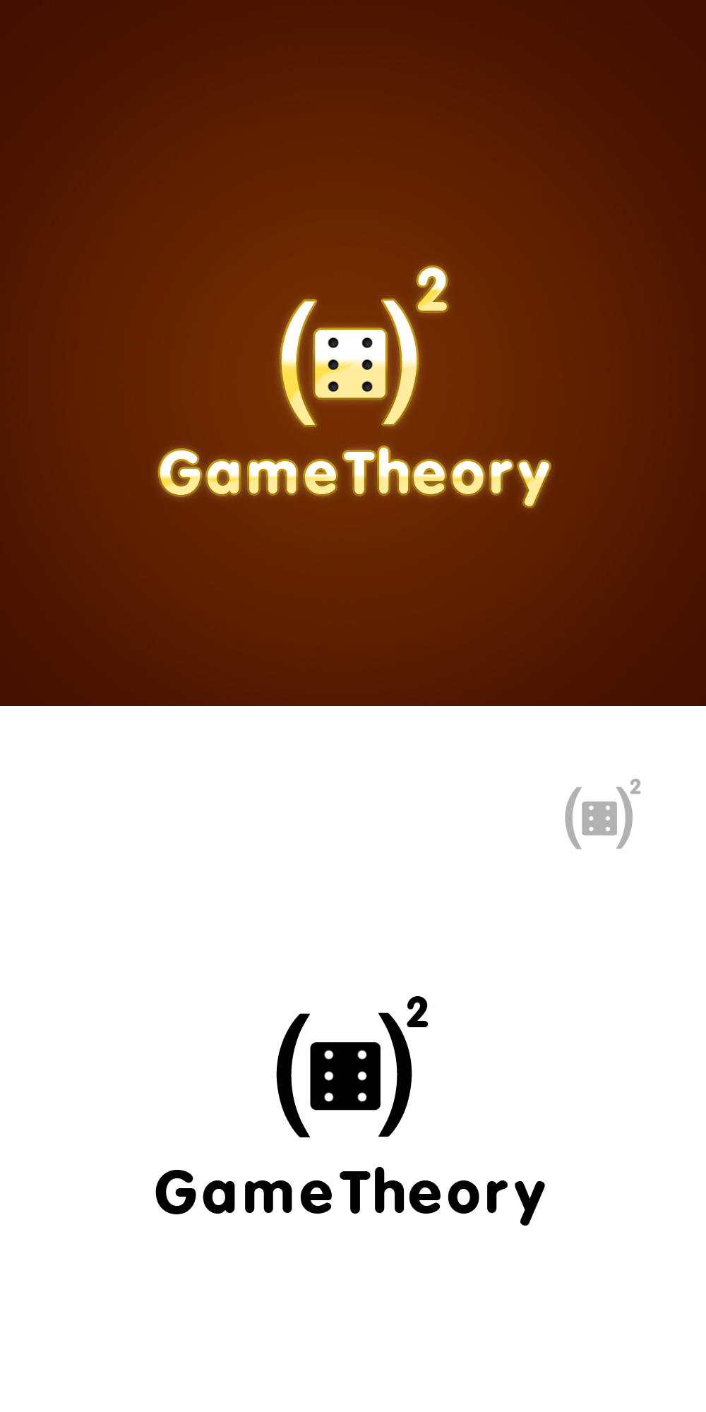 Logo Submission For Game Theory Contest Design 8909326