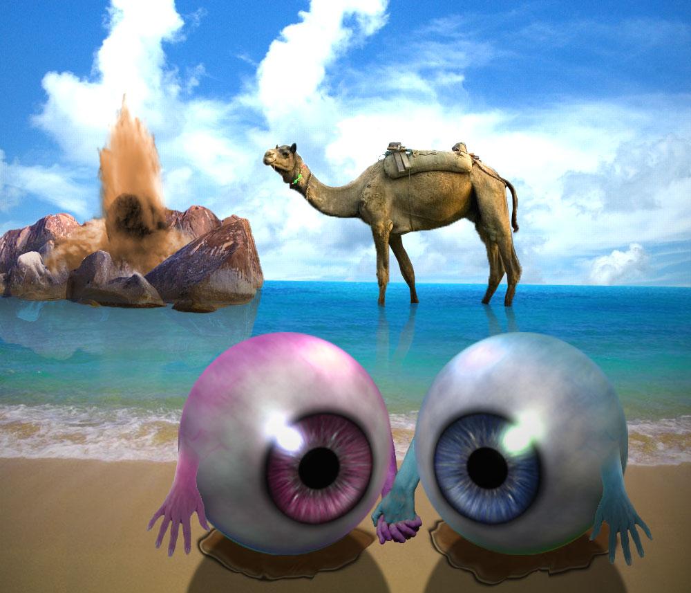 Photoshop Submission For Surrealism 3 Contest Design 8859010 8358000