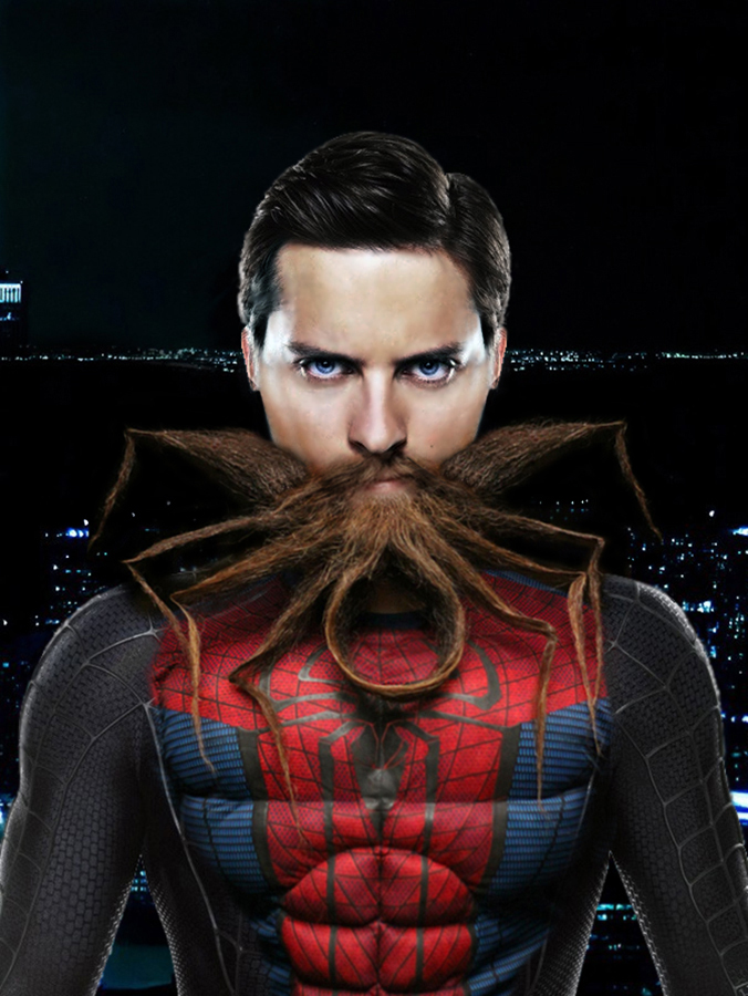 Awesome Photoshop Submission For Celebrity Mega Beards 2 Contest Schematic Wiring Diagrams Amerangerunnerswayorg
